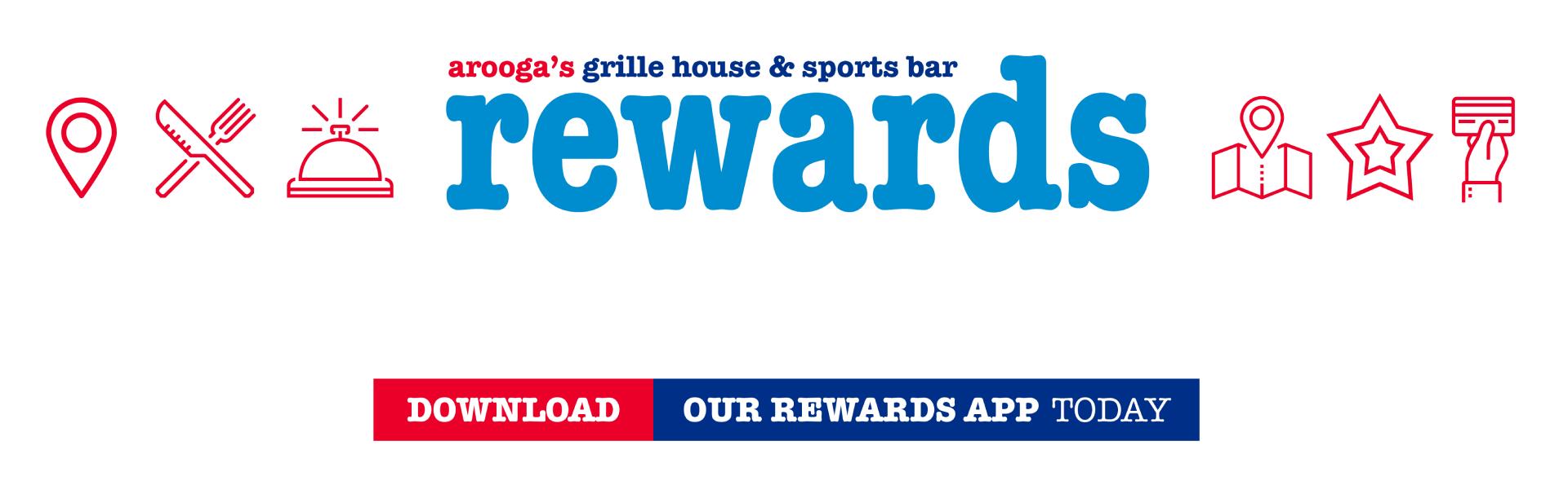 Aroogas Rewards and App